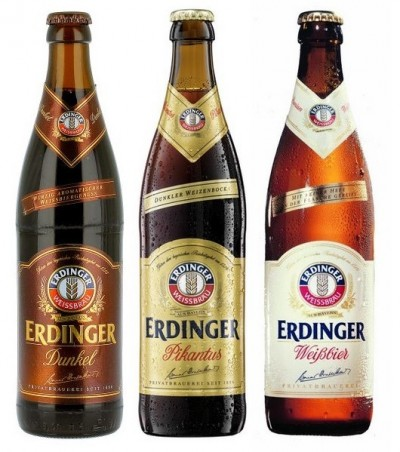 Акция на Erdinger в Мега Маркетах