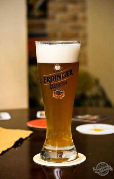 Дегустация пива Erdinger Urweisse