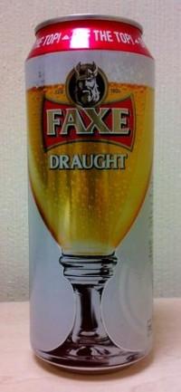 FAXE Draught - датско-литовская новинка в Украине