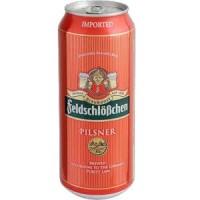 Feldschlößchen - еще одно бюджентное немецкое пиво в Украине