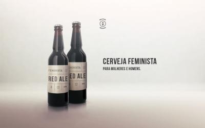 Feminista Red Ale - феминистское пиво из Бразилии