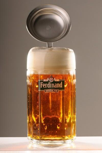 История чешской пивоварни Ferdinand