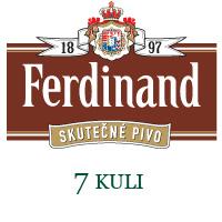 Дегустация пива Ferdinand Sedm Kuli