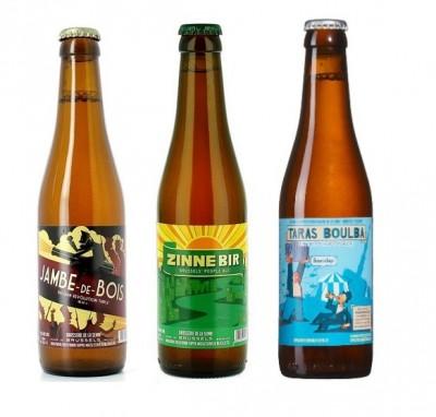 Нове бельгійське пиво у Львові
