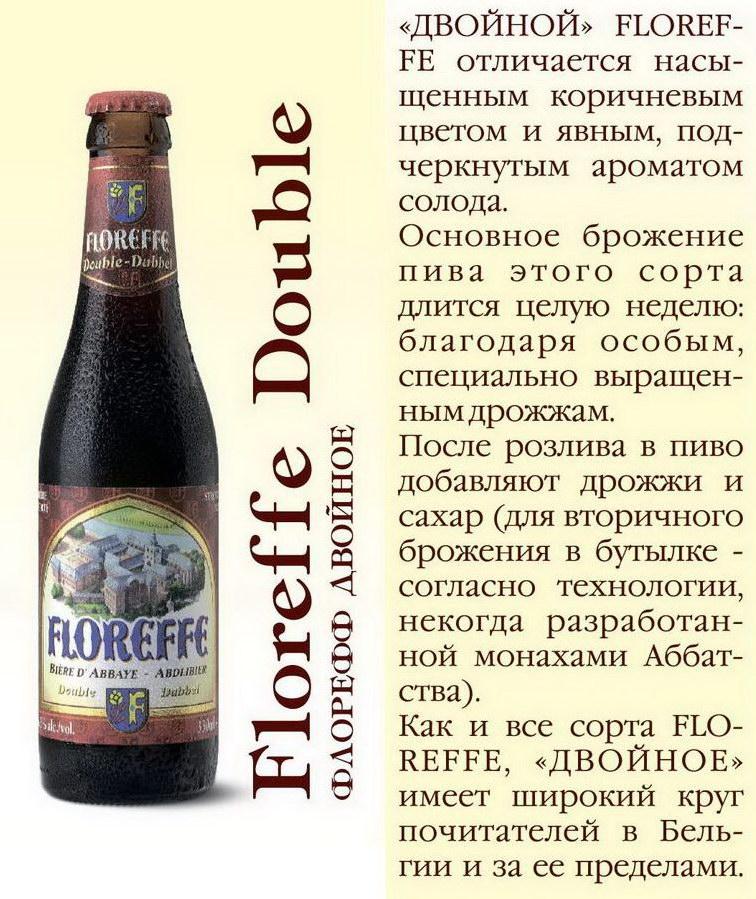 Floreffe Double уже в Киеве