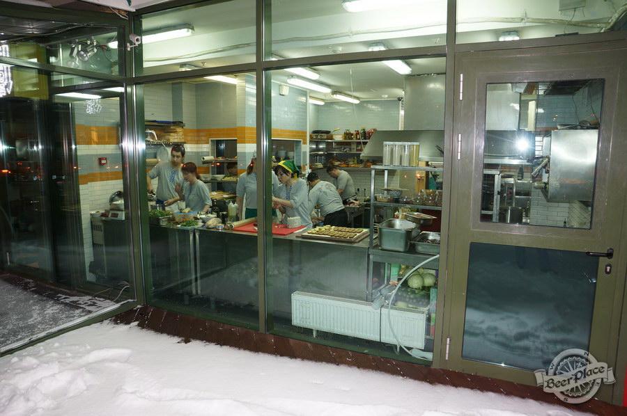 Открытие гастрономического бара FoodTourist | FOODTOURЇST | ФудТурист. Открытая кухня