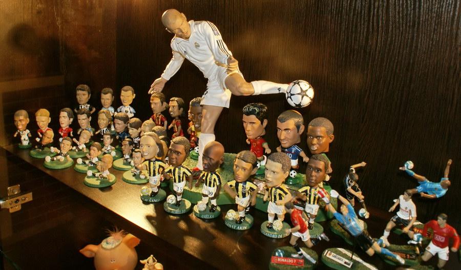 Футбольный музей в Пивной на Саксаганского