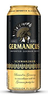 """Germanicus Schwarzbier и Oktoberfest в супермаркетах ЕКО"