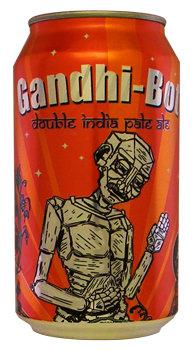 Американская пивоварня извинилась за Махатма Ганди на банках