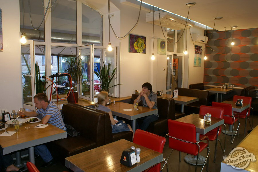 Гастрономический бар Барсук. Фото. Второй зал