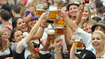 Производство пива в Германии продолжает падать
