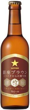 Ginza Brown - медовое пиво на диких дрожжах