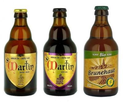 Акция на бельгийское пиво в Goodwine