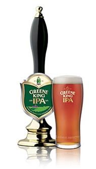 Разливное пиво Abbot Ale и IPA от Greene King скоро будет в Украине