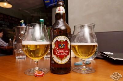 Дегустация пива Koruna Ceska и Жигули Барное в PivBar