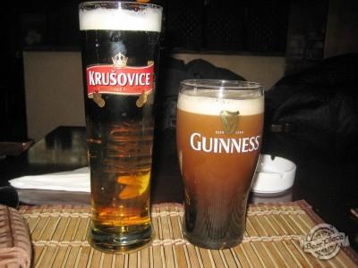 Краш-тест паба Гиннесс | Guinness на Оболони
