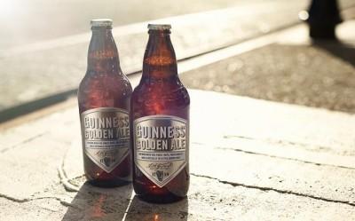 Guinness Golden Ale - новый сорт от Guinness