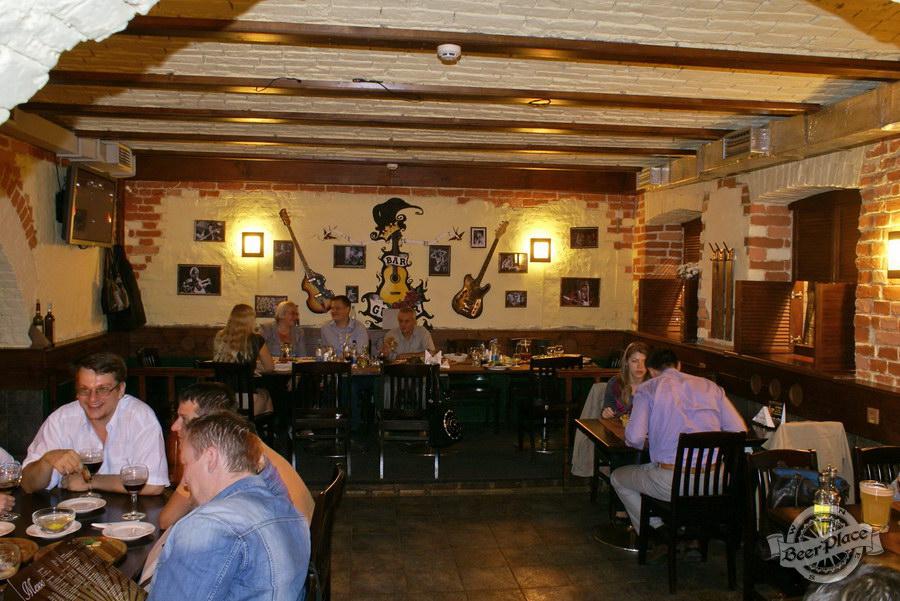 Обзор паба Guita Bar | Гитар Бар. Второй зал