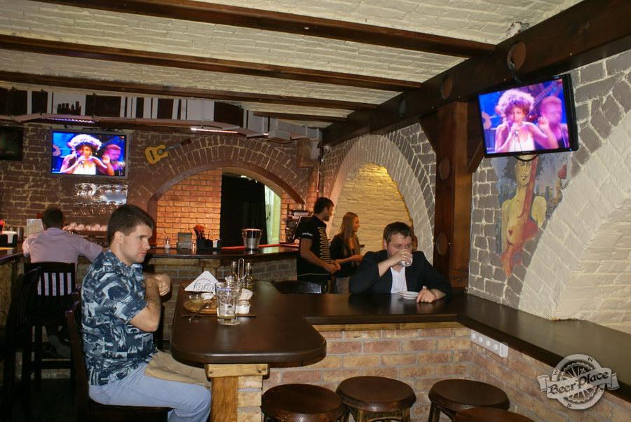 Обзор паба Guita Bar | Гитар Бар. Первый зал