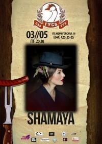 Shamaya и Seek2Find в пабе Гусь