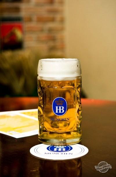 Hofbrau Oktoberfestbier 2014