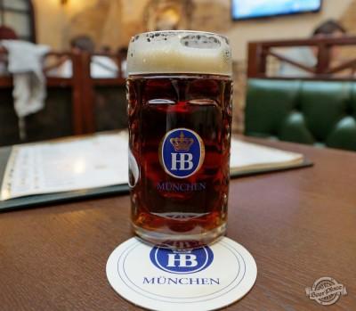 Пиво HB Dunkel
