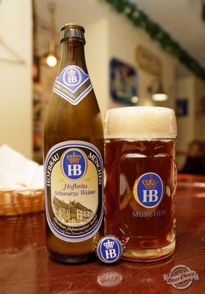 Пиво HB Schwarze Weisse
