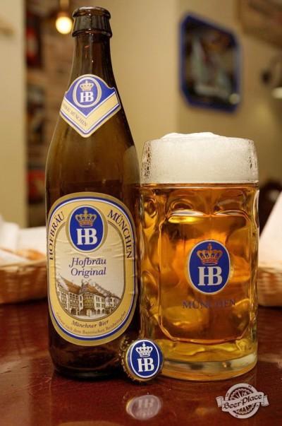 Пиво HB Original