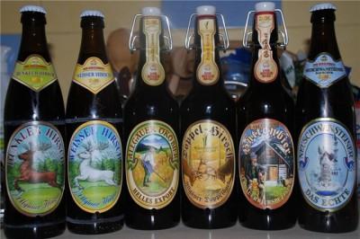 Акция на немецкое пиво в магазинах Чумацкий шлях