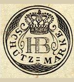 Первый логотип Hofbrau
