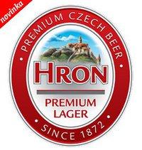 Hron Premium Lager