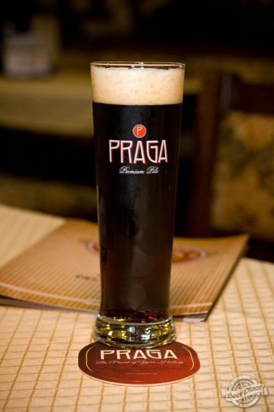 Дегустация пива Praga Dark Lager