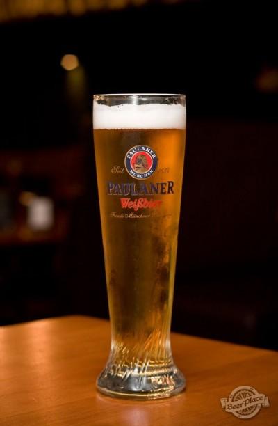 Дегустация пива Paulaner Oktoberfest Bier