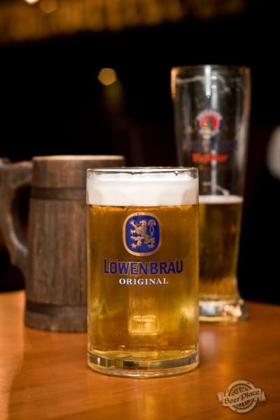 Дегустация пива Löwenbräu Oktoberfestbier