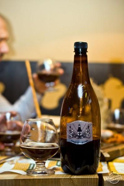 Дегустация домашнего пива Irish Red, Amber и  Имперский стаут от vudu