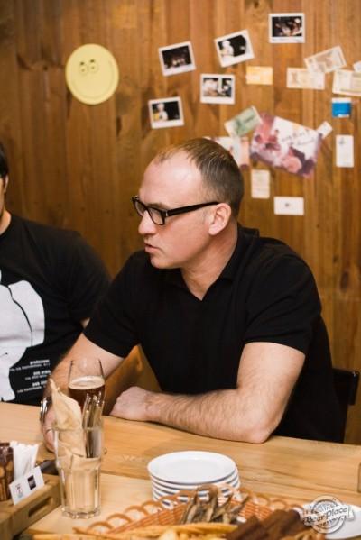 Главный пивовар Пивной думы Сергей Гойко