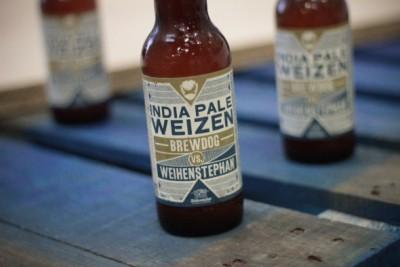India Pale Weizen - пшеничное пиво от BrewDog и Weihenstephan