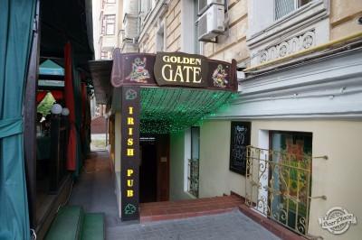 Обзор ирландского паба Голден Гейт | Golden Gate