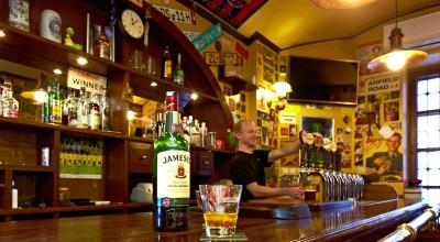 Барная стойка Irish Pub в Харькове