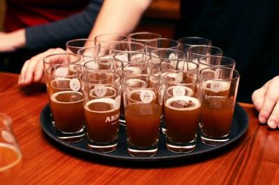Jane's Percimon Beer - пиво из хурмы по рецепту XVIII века
