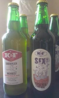 K&F Brewery - запорожская контрактная пивоварня