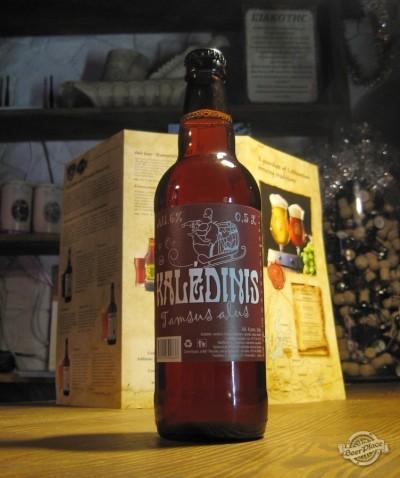 Kalėdinis - новое сезонное пиво в Клайпеде