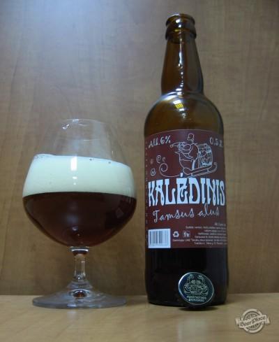 Дегустация литовского пива Kaledinis