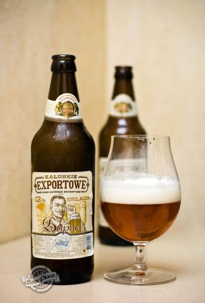 Дегустация пива Kaluskie Exportowe до Відня и Kaluskie Exportowe Барне