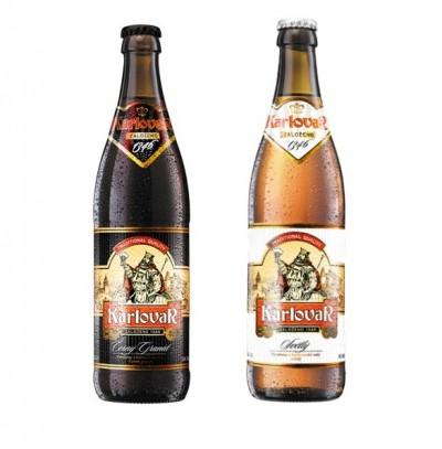 Karlovar - новое чешское пиво в Украине