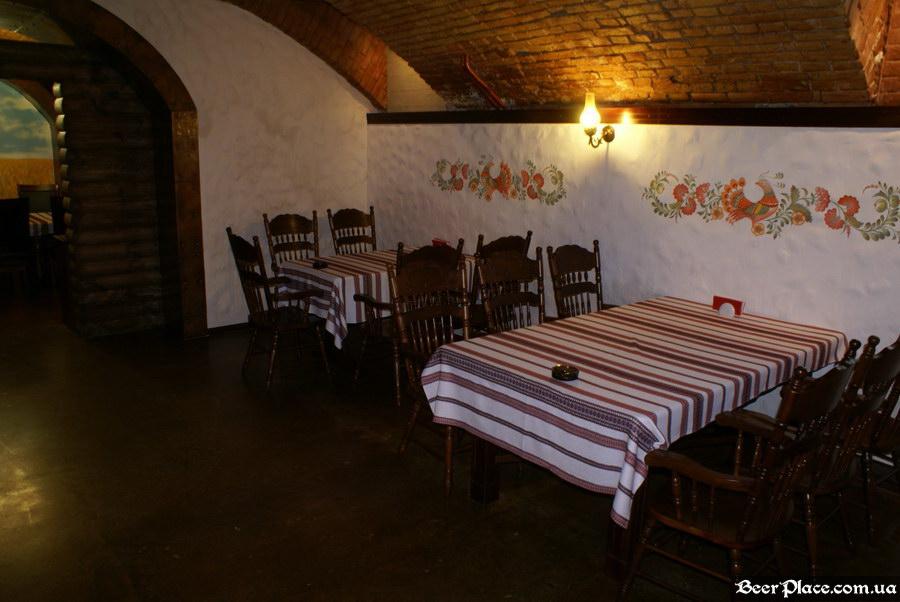 Паб-ресторан Картина Маслом. Киев. Обзор. Фото. Четвертый зал