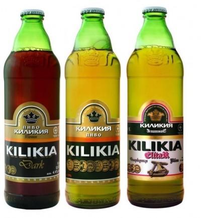 Армянское пиво Kilikia в Ашанах по приятной цене