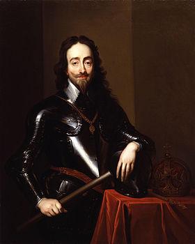 Карл I (король Англии)