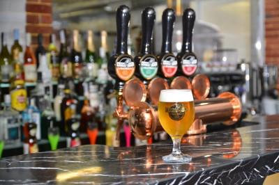 Кирпич Rest Beer - новая мини-пивоварня в Константиновке
