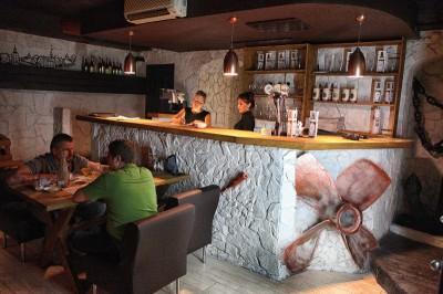 В Киеве открылся гастро-бар Klaipeda с широким выбором литовского пива